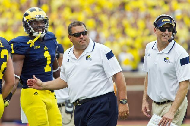 Sweet Revenge, Doug Nussmeier's New Offense Exactly What Michigan Fans Needed