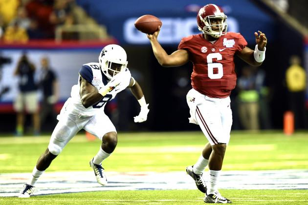 West Virginia vs. Alabama: Live Score and Highlights