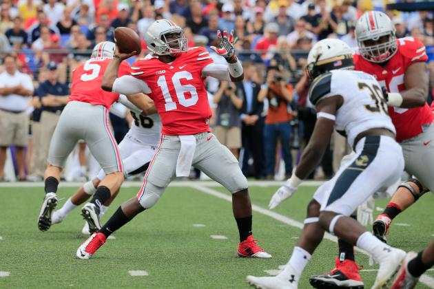Ohio State vs. Navy: Game Grades, Analysis for the Buckeyes