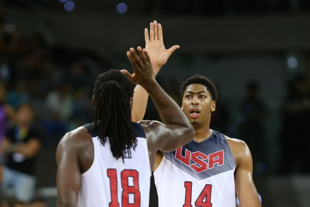 USA vs. Finland FIBA World Cup: Game Grades, Analysis for Team USA vs. Wolf Pack