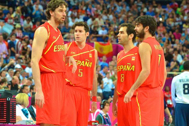 Iran vs Spain: Live Score and Highlights for FIBA World Cup 2014