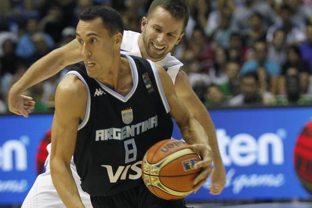 Argentina vs. Croatia: Live Score and Highlights for FIBA World Cup 2014