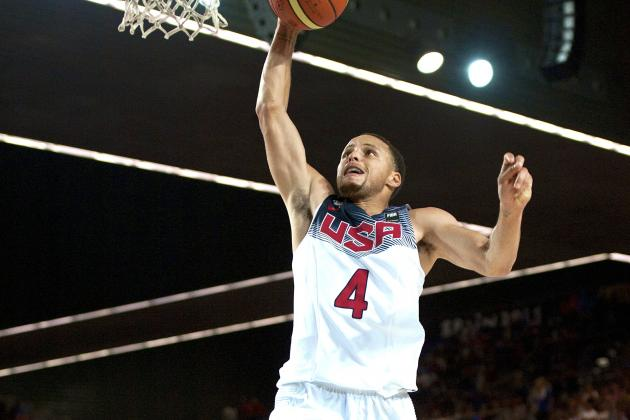 USA vs. Finland: Score and Twitter Reaction for FIBA World Cup 2014