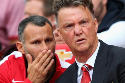 Burnley vs. Manchester United: Post-Match Reaction of Sean Dyche, Louis Van Gaal