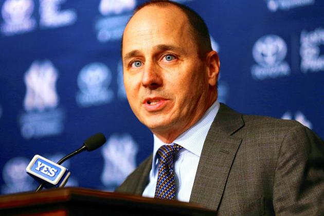 Brian Cashman on the Hot Seat If Yankees Miss Playoffs