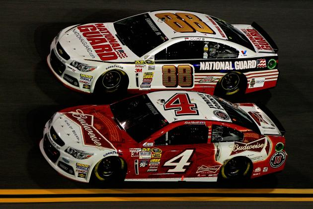 NASCAR at Atlanta 2014: Race Schedule, Live Stream Info and Drivers to Watch