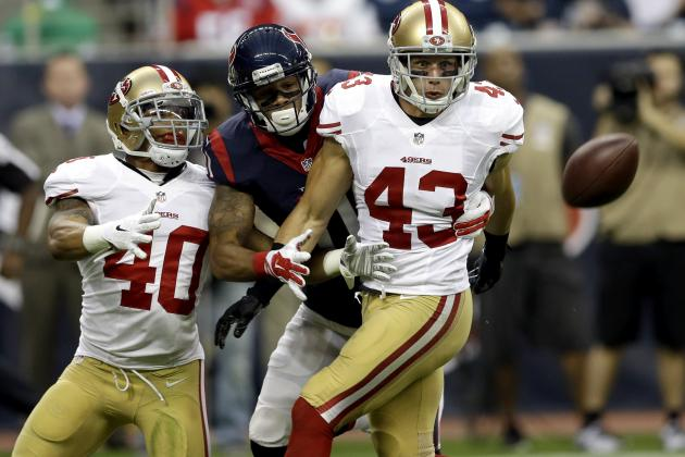 49ers Release 19 Players, Set 53-Man Roster