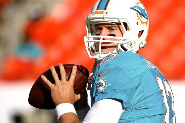 No NFL Player Faces More Pressure Entering 2014 Than Ryan Tannehill