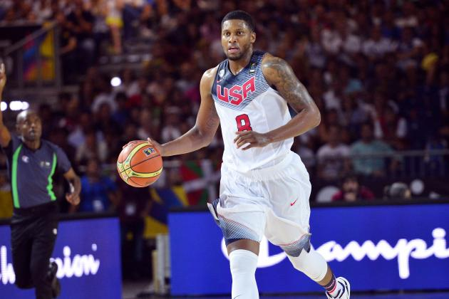 FIBA World Cup 2014: TV Schedule, Live Stream, Bracket Predictions for Day 2
