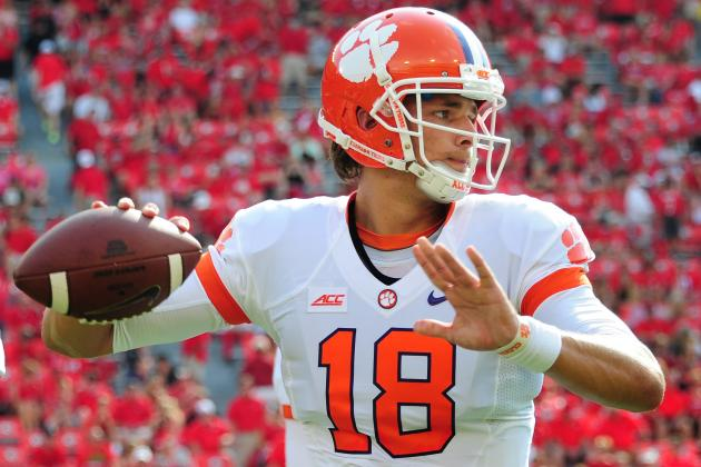 Cole Stoudt Debuts for Clemson: Final Stat Line, Analysis and Twitter Reaction