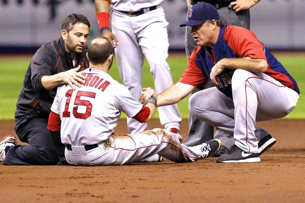Dustin Pedroia Injury: Updates on Red Sox Star's Head and Return