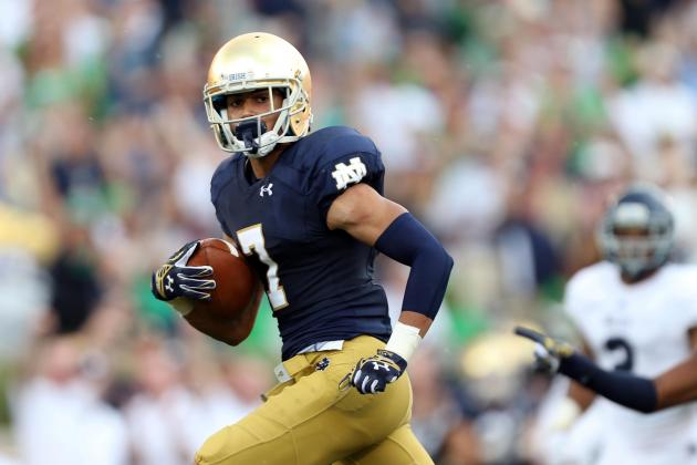 Grading Performances of Suspended Notre Dame Players' Backups