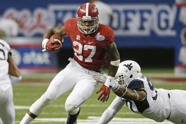 Derrick Henry Deserves to Be Lead Running Back in Nick Saban's System