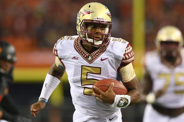 Jameis Winston vs. Oklahoma State: Final Stat Line, Highlights, Twitter Reaction