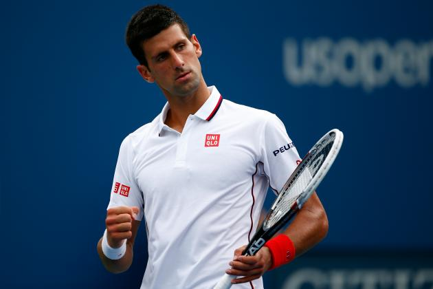 US Open 2014 Results: Final Scores, Updated Bracket and More for Day 6