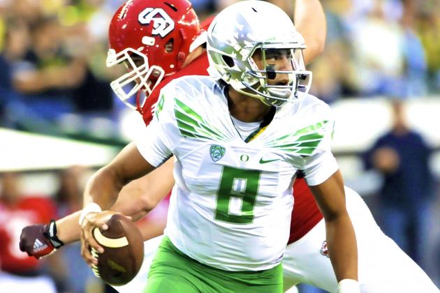 South Dakota vs. Oregon: Live Score and Highlights