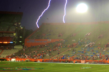 Florida vs. Idaho Season Opener Canceled Due to Inclement Weather