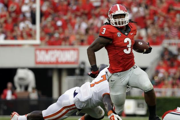Clemson vs. Georgia: Game Grades, Analysis for Tigers and Bulldogs