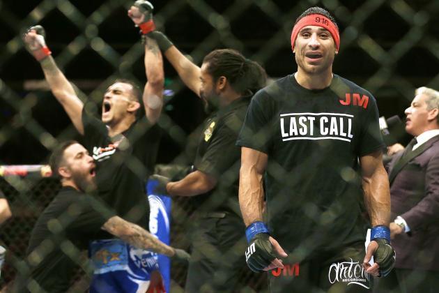Danny Castillo vs. Tony Ferguson: What We Learned from Lightweight Tilt
