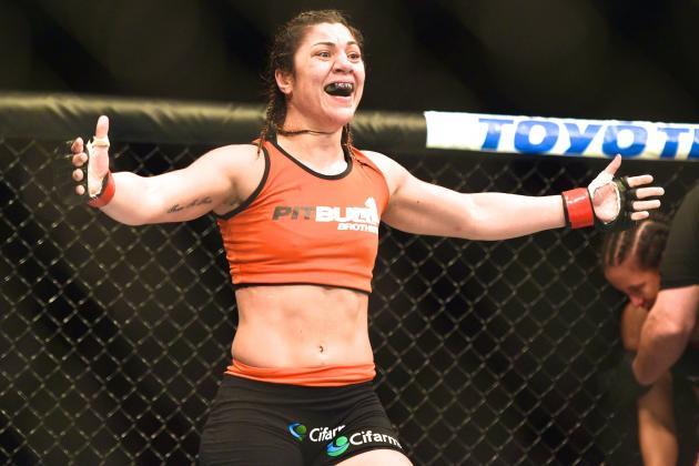 Shayna Baszler vs. Bethe Correia: What We Learned from Women's Bantamweight Tilt
