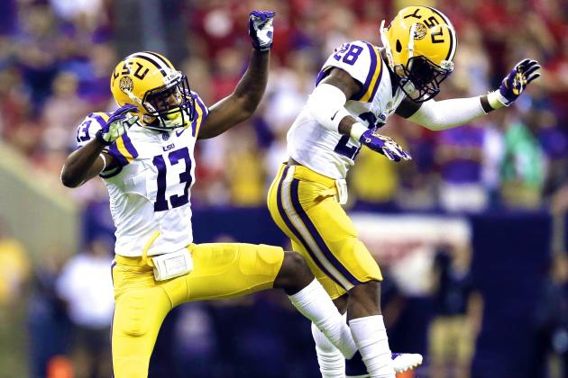 LSU vs. Wisconsin: Live Score and Highlights