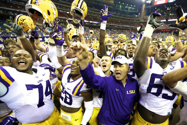 SEC Headed for Season of Chaos in 2014