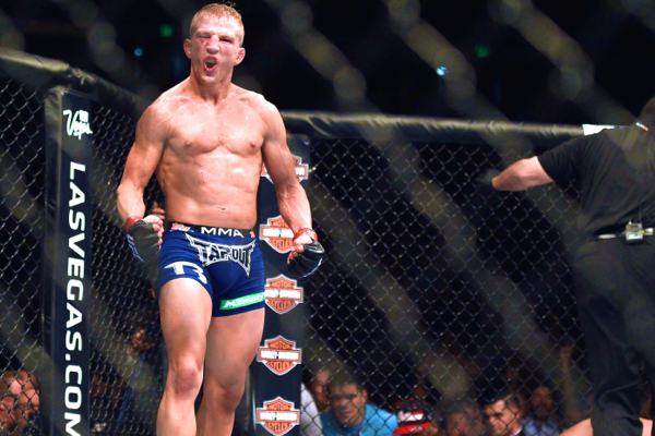 UFC 177 Was Low on Star Power but Ended Up Being a Lot of Fun Anyway