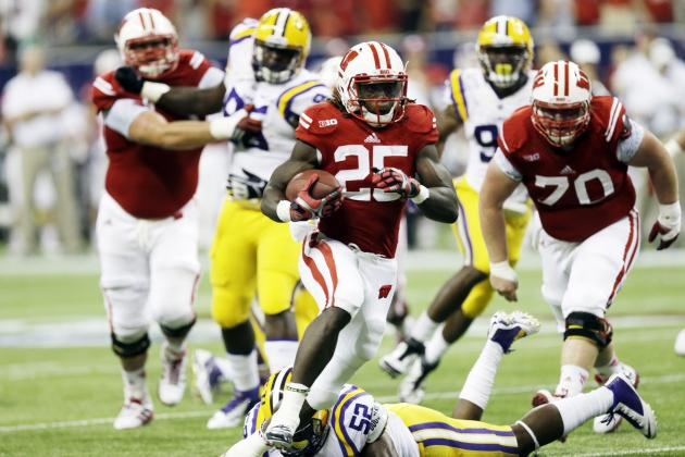 Melvin Gordon Must Be Utilized More Often for Wisconsin to Find Success