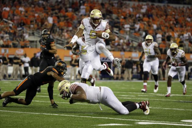 Florida State vs. Oklahoma State: Game Grades, Analysis for the Seminoles