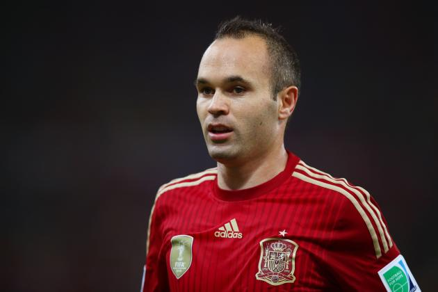 Andres Iniesta Injury: Updates on Barcelona Star's Knee and Return