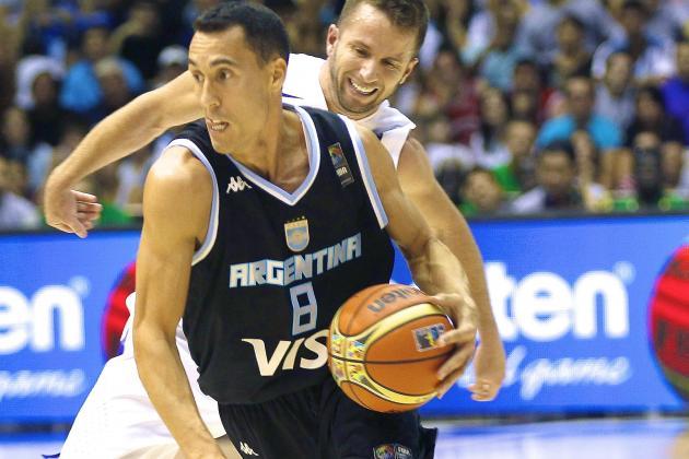 Argentina vs. Croatia: Live Score and Highlights for FIBA World Cup 2014
