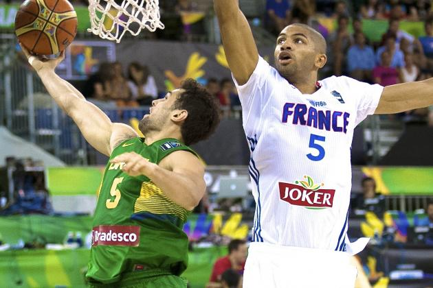 Serbia vs. France: Live Score and Highlights for FIBA World Cup 2014