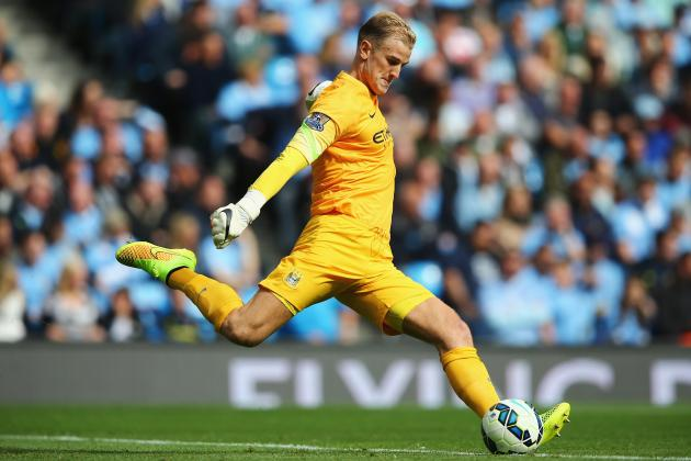 Why Joe Hart Is Under Most Pressure at Manchester City Following Loss to Stoke