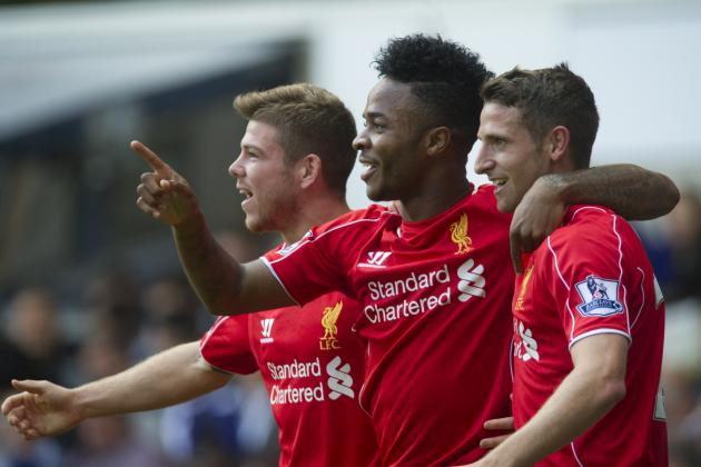 EPL Table 2014: Updated Premier League Standings and Week 4 Preview