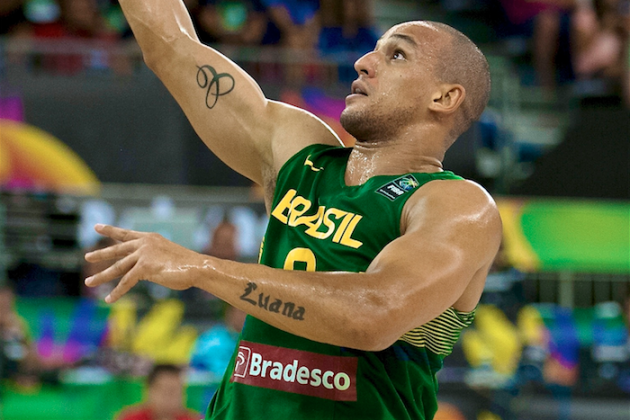 Brazil vs. Iran: Live Score and Highlights for FIBA World Cup 2014