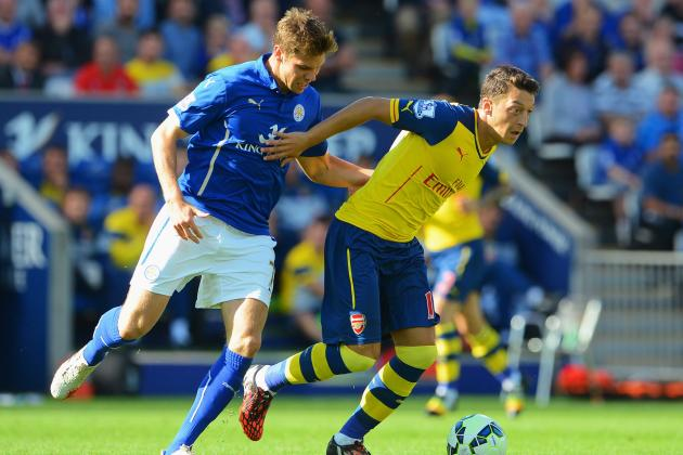 Leicester City vs. Arsenal: Live Score, Highlights from Premier League Clash