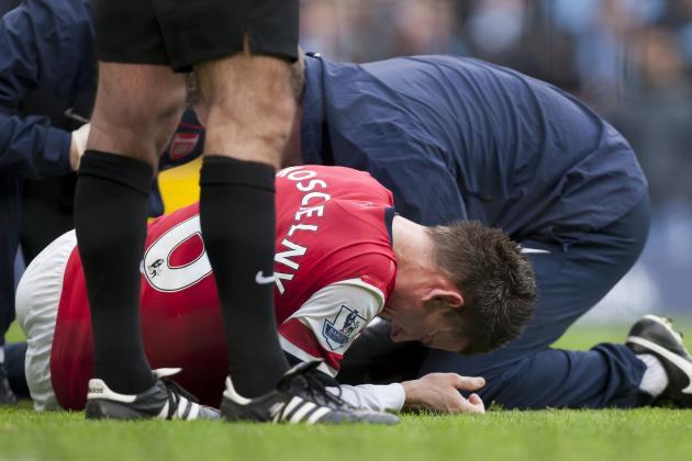 Laurent Koscielny Injury: Updates on Arsenal Star's Head and Return