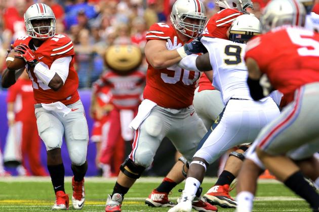 Ohio State Football: How Buckeyes Offense Must Adjust After Struggles vs. Navy