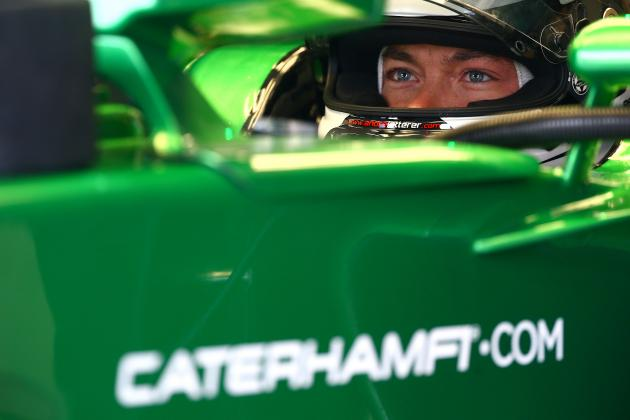 Andre Lotterer's Caterham Debut Shows There Is More Than 1 Way to Break into F1