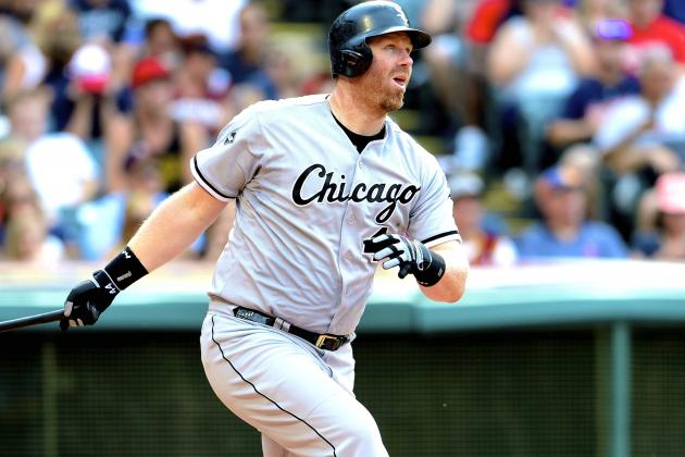 Adam Dunn to A's: Latest Trade Details, Comments and Reaction