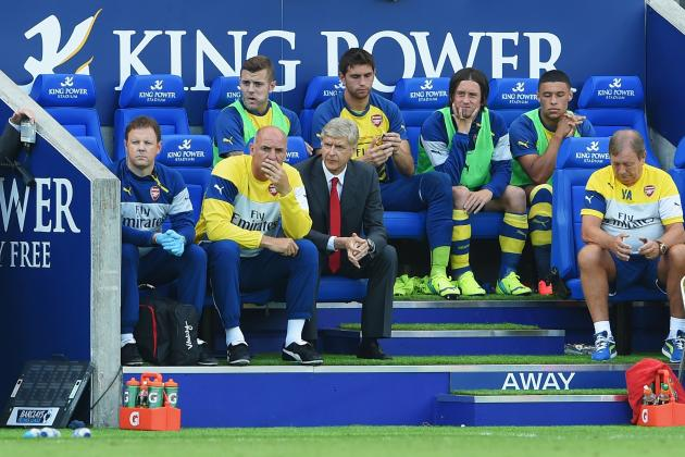 Leicester City vs. Arsenal: Score, Grades and Post-Match Reaction