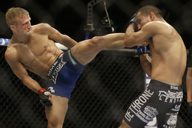 UFC 177 Results: Dillashaw vs. Soto Fight Card Winners and Review
