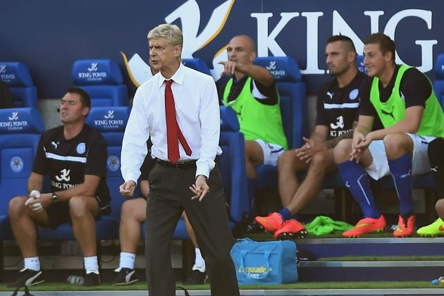 Leicester vs. Arsenal: Post-Match Reaction from Nigel Pearson and Arsene Wenger