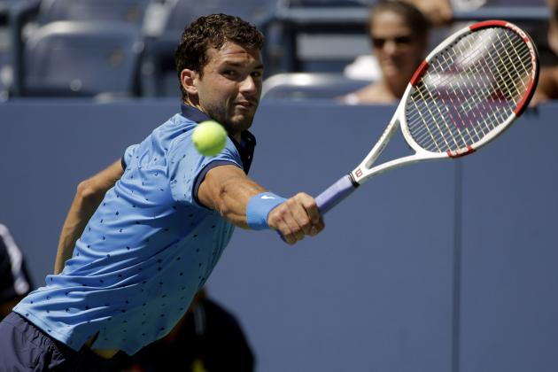 US Open 2014 Results: Latest Scores and Evening Draw Schedule for Day 7