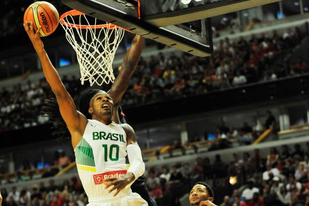 Brazil vs Iran: Game Grades, Analysis for FIBA World Cup 2014 Matchup