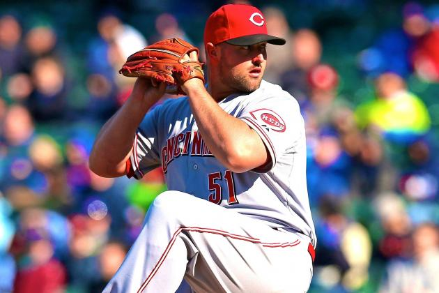 Jonathan Broxton to Brewers: Latest Trade Details, Comments and Reaction