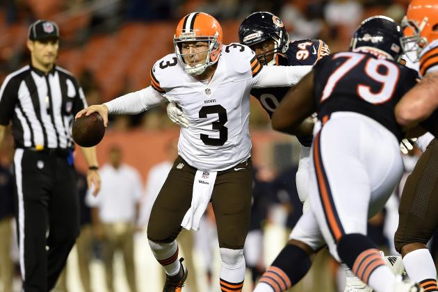 Rex Grossman Cut by Browns: Latest Details, Comments and Reaction