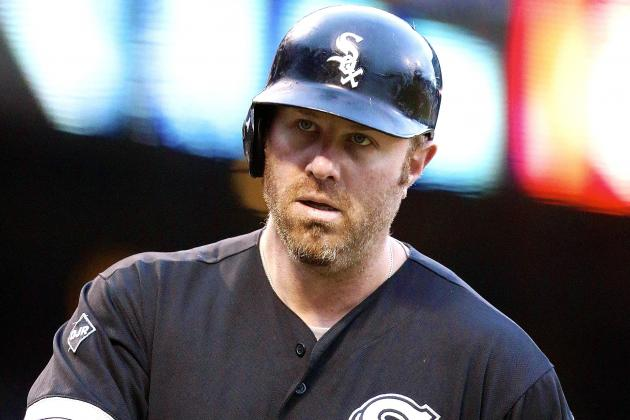 Adam Dunn Trade Reveals Oakland Athletics' Desperation to Spark Fading Offense