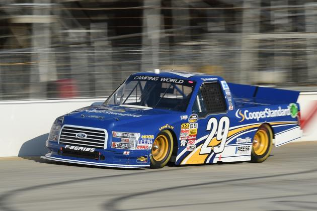 NASCAR Truck Series at Bowmanville 2014 Results: Winner, Standings and Reaction