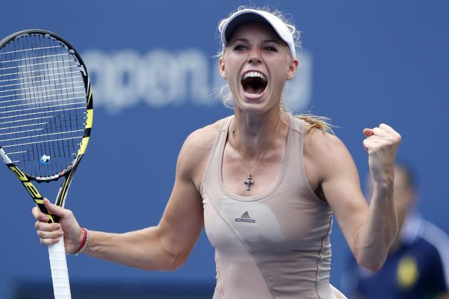 Maria Sharapova vs. Caroline Wozniacki: Score and Recap from 2014 US Open